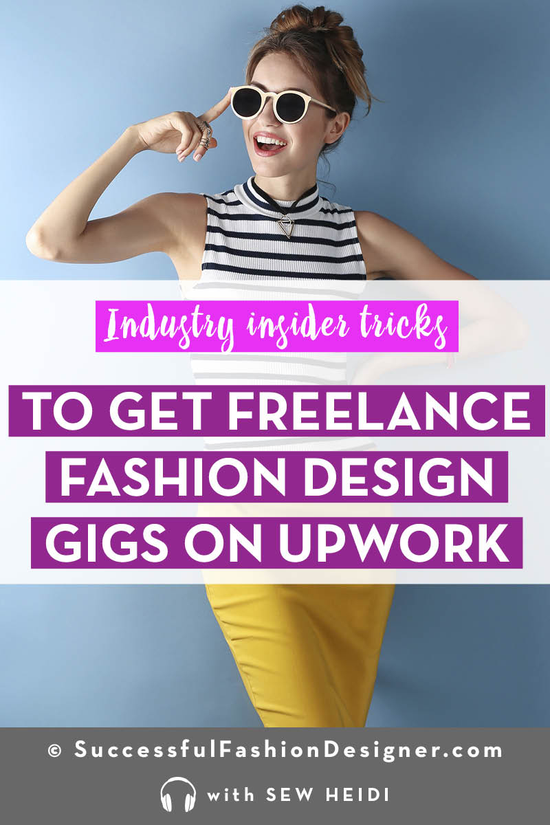 Get Freelance Fashion Design Jobs on Upwork