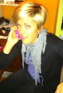 Sew Heidi Blonde Hair