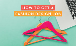 How to Get a Fashion Design Job: Free Book by Sew Heidi