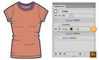 Sketch Beautiful Fashion Flats in Illustrator Tutorial {Sew Heidi}