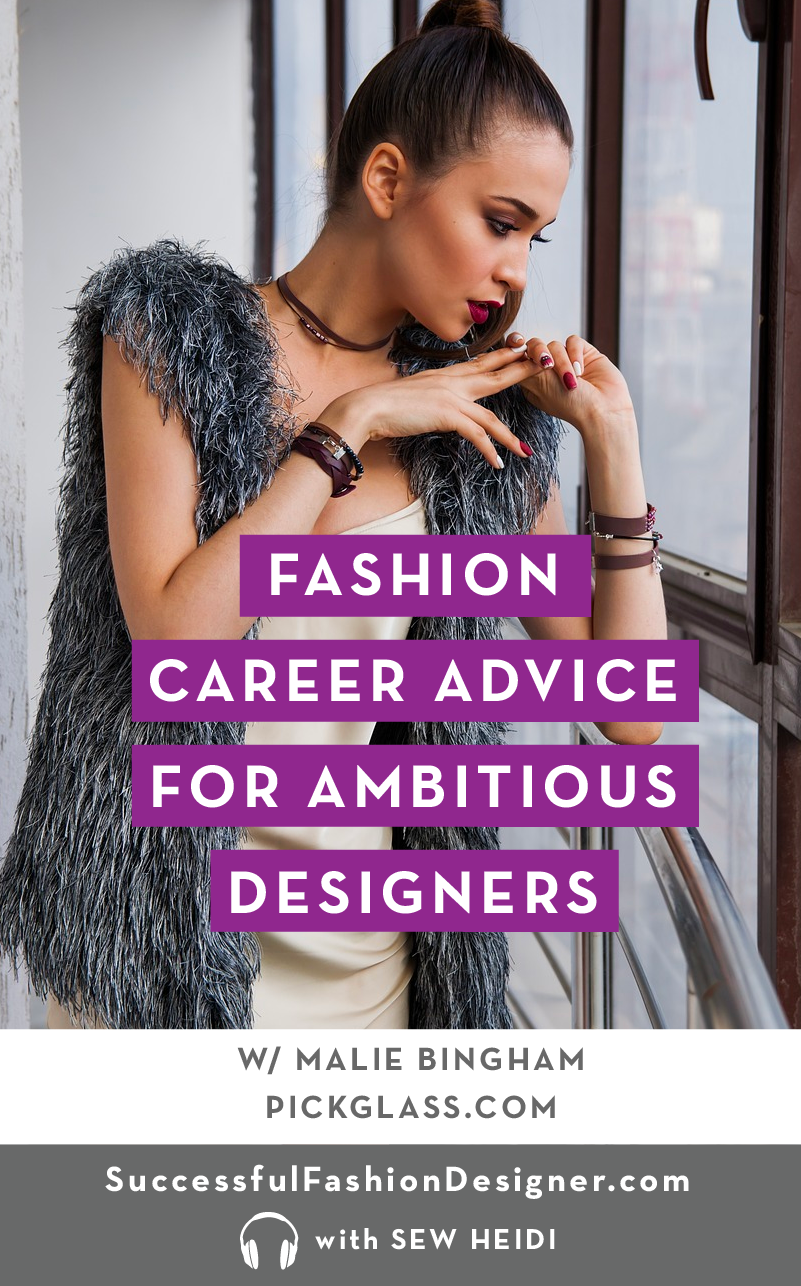 Fashion Career Advice