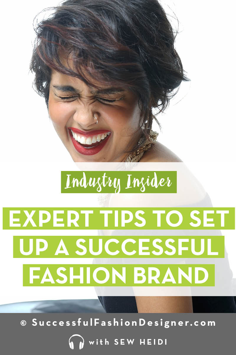 Set Up Your Fashion Brand
