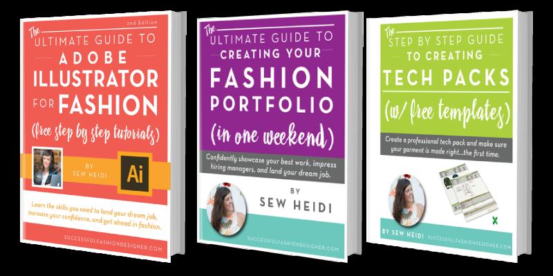 free fashion design templates tutorials industry essentials
