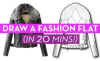Illustrator Tutorial: Draw Fashion Flats (FAST!)