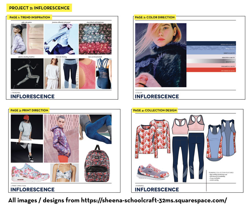 Sheena Schoolcraft Fashion Design Portfolio Example, Ultimate Guide to Being a Freelance Fashion Designer by Sew Heidi