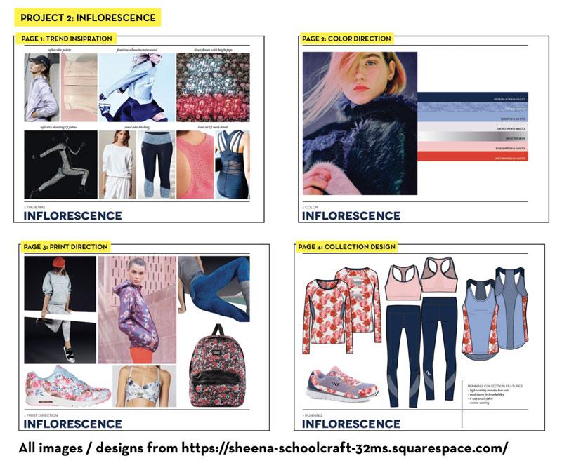 Sheena Schoolcraft Fashion Design Portfolio Example, Ultimate Guide to Being a Freelance Fashion Designer by Sew Heidi