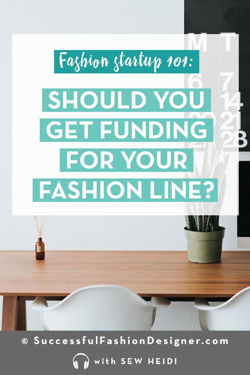 Fashion Startup Funding