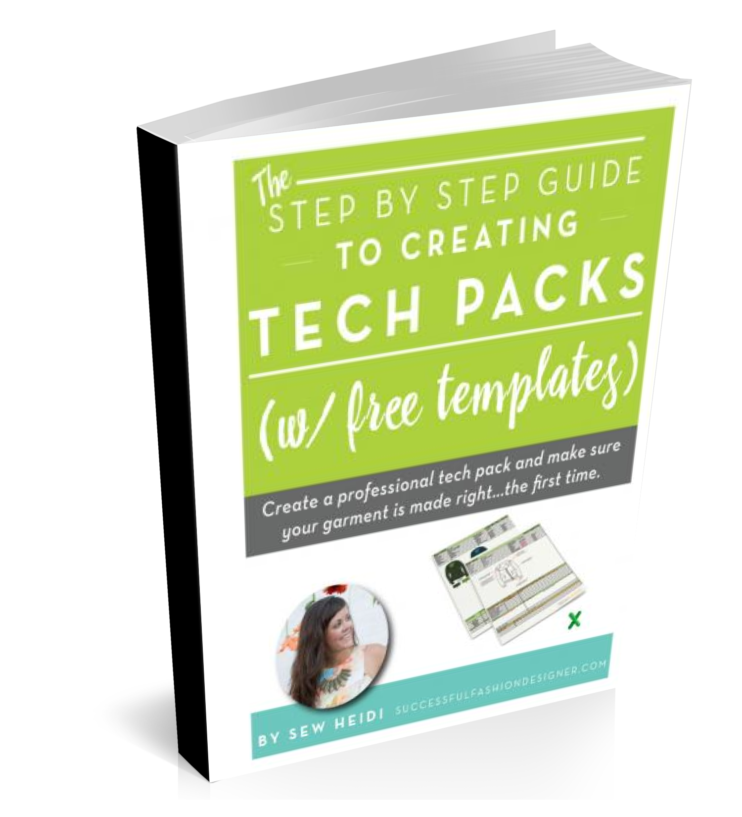 Free Tech Pack Template