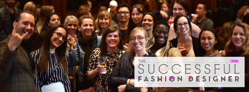 The Successful Fashion Designer Party {Sew Heidi}