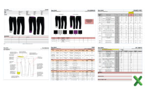 What is a tech pack? The Successful Fashion Designer by Sew Heidi