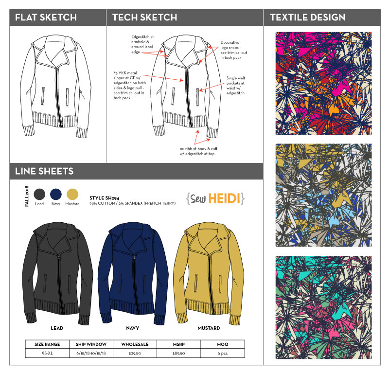 How do fashion designers use Adobe Illustrator